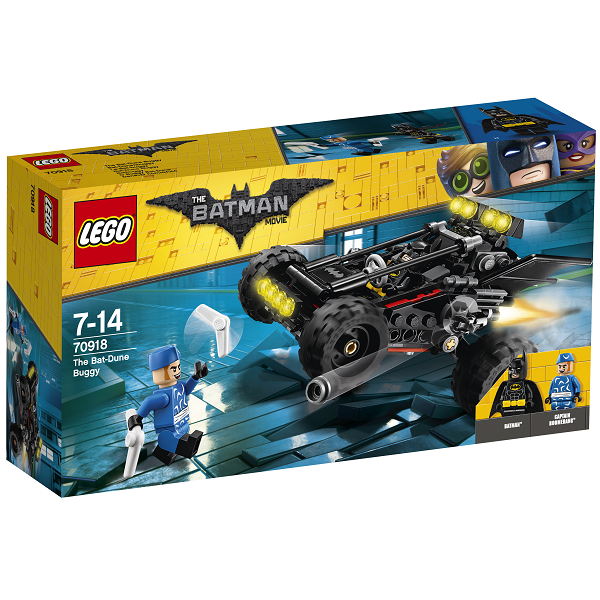 Image of Bat-sandbuggyen - 70918 - LEGO Batman Movie (70918)