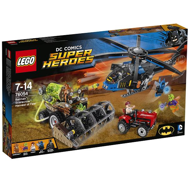 Image of   Batman: Fugleskræmsels frygthøst - 76054 - LEGO Super Heroes