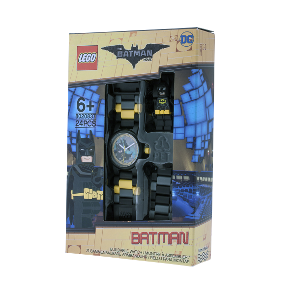 LEGO Batman Movie Batman minifigur link ur - LEGO Watch