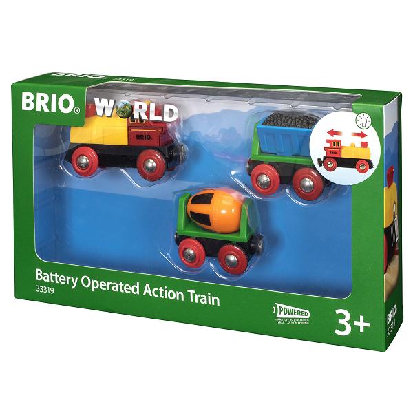 Batteridrevet tog - BRIO