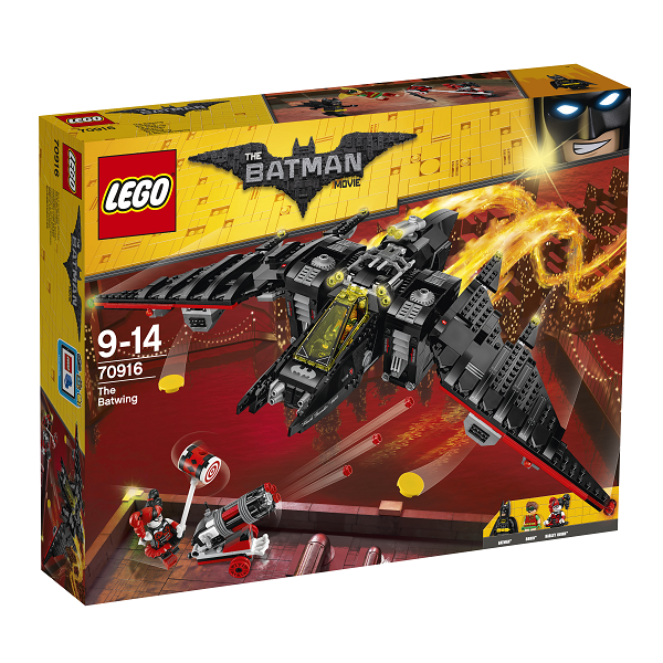Image of   Batvingen - 70916 - THE LEGO BATMAN MOVIE