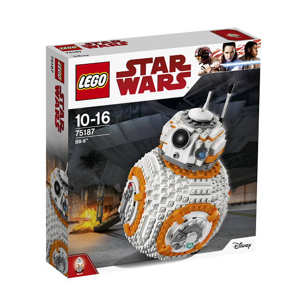 Image of   BB-8 - 75187 - LEGO Star Wars