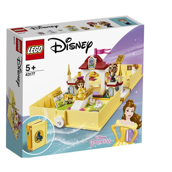 Image of Belles bog-eventyr - 43177 - LEGO Disney (43177)