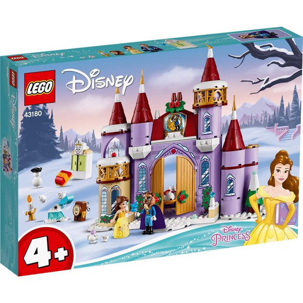Image of Belles slot - vinterfest - 43180 - LEGO Disney Princess (43180)