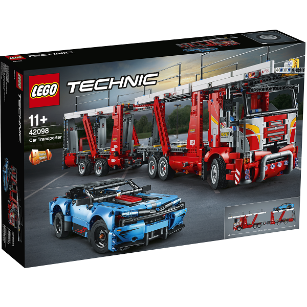 Image of   Biltransport - 42098 - LEGO Technic