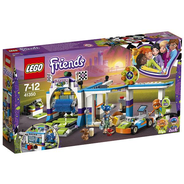 Image of Bilvask med roterende børster - 41350 - LEGO Friends (41350)