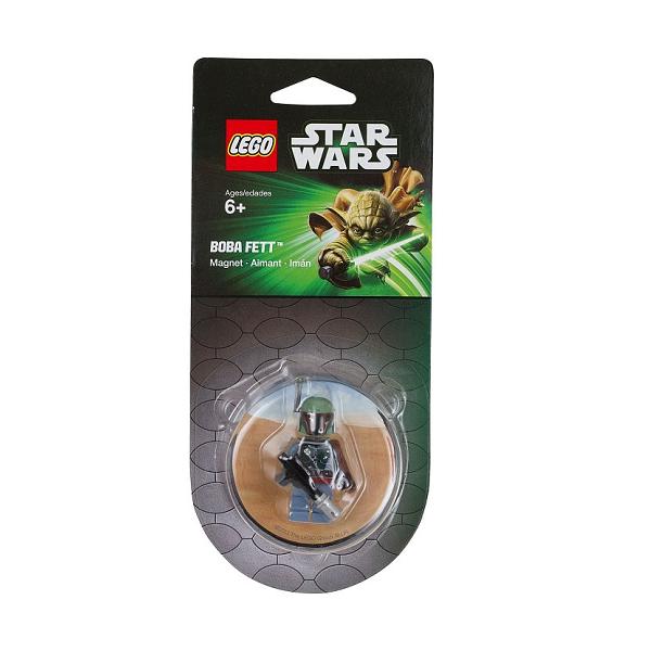 Image of   Boba-Fett Køleskabsmagnet - LEGO Star Wars