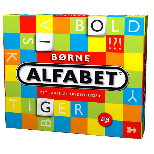 Image of   BørneAlfabet - Fun & Games