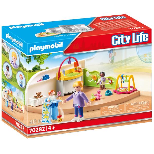 Image of Børnehavegruppe - PL70282 - PLAYMOBIL City Life (PL70282)