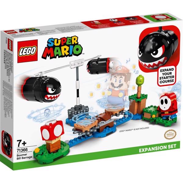 Image of Boomer Bill-spærreild - udvidelsessæt - 71366 - LEGO Super Mario (71366)