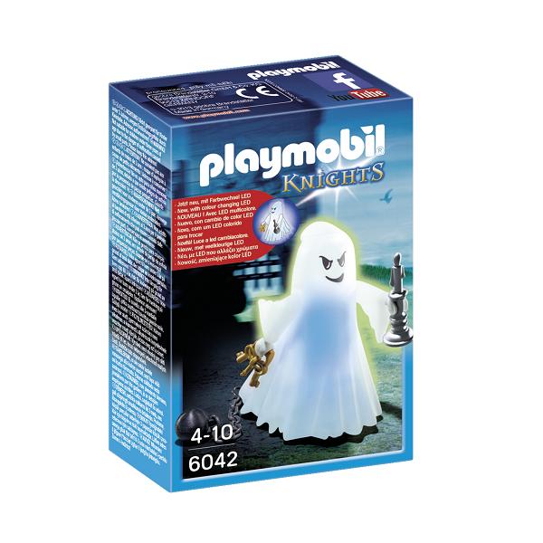 Image of Borgspøgelse med LED lys - 6042 - PLAYMOBIL Knights (PL6042)