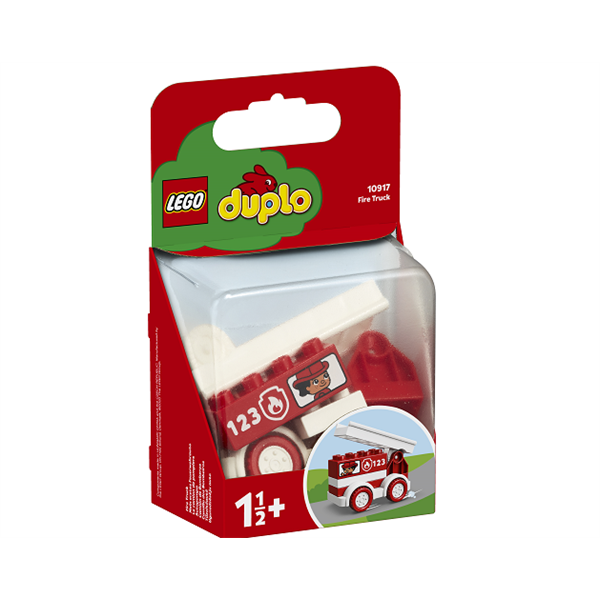 Image of   Brandbil - 10917 - LEGO DUPLO