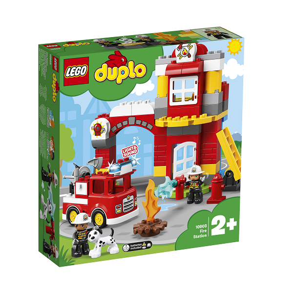 Image of   Brandstation - 10903 - LEGO DUPLO