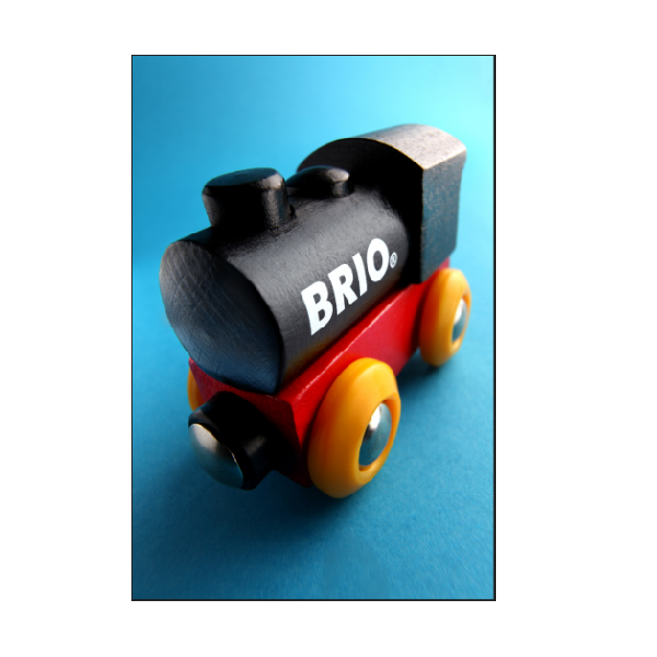 Image of BRIO Klassisk lokomotiv (3028-010)