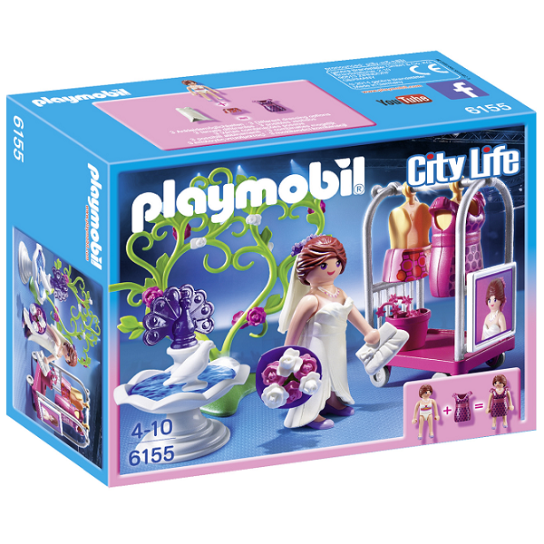 Bryllups fotosession - PL6155 - PLAYMOBIL City Life