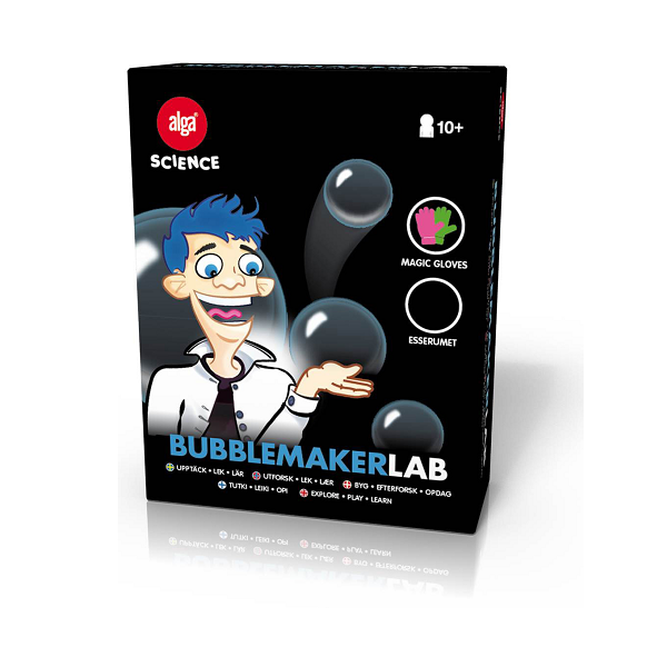 Image of   Bubble maker lab - Fun & Games