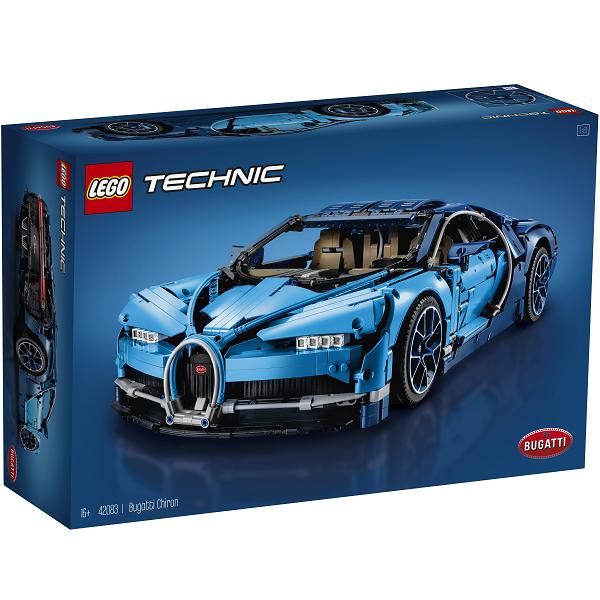 Bugatti Chiron - 42083 - LEGO Technic