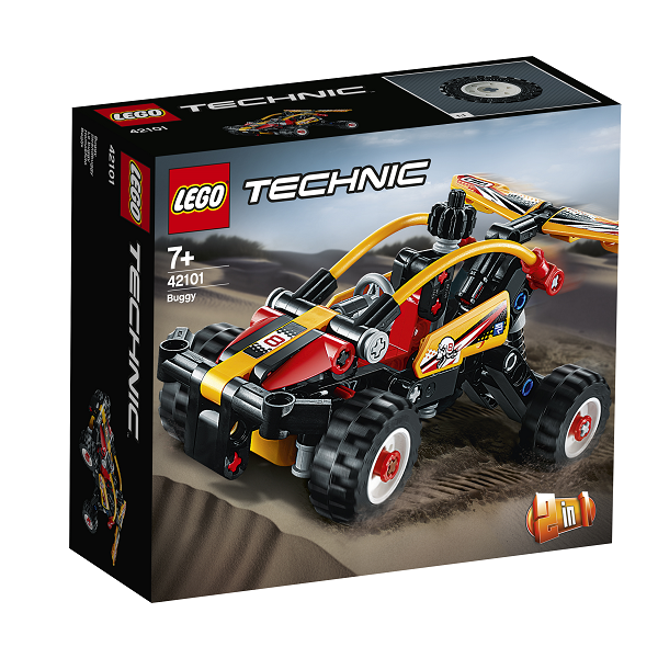 Image of   Buggy - 42101 - LEGO Technic