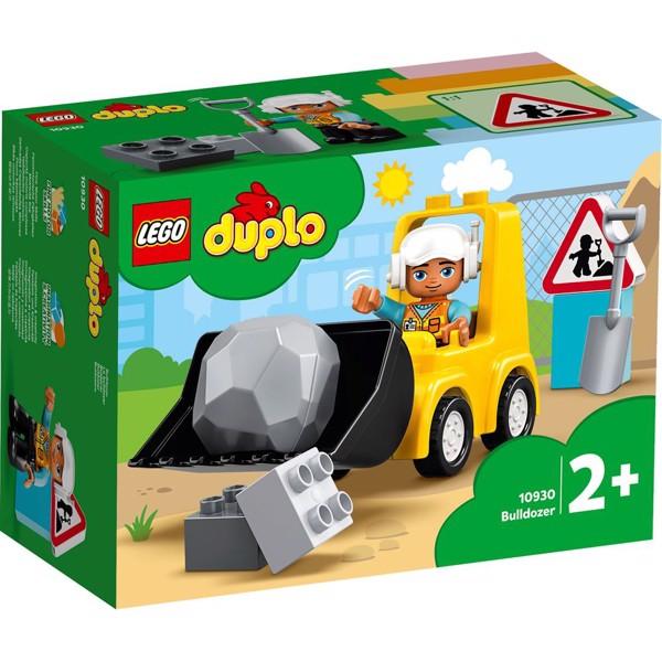 Image of Bulldozer - 10930 - LEGO DUPLO (10930)