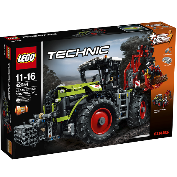 Image of   Claas Xerion 5000 TRAC - 42054 - LEGO Technic