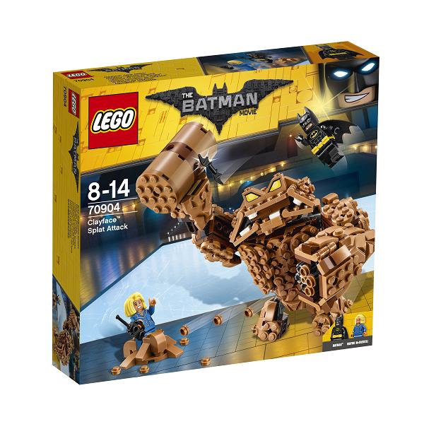 Image of   Clayface splatangreb - 70904 - LEGO Batman Movie