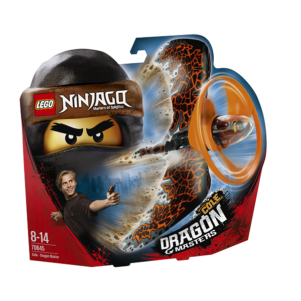Image of   Cole # Dragemester - 70645 - LEGO Ninjago