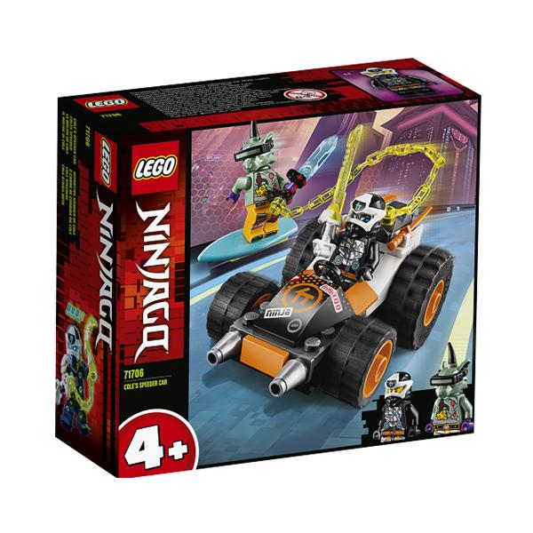 Image of   Coles racerbil - 71706 - LEGO Ninjago