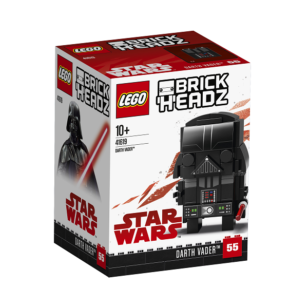 Image of Darth Vader - 41619 - LEGO Brickheadz (41619)