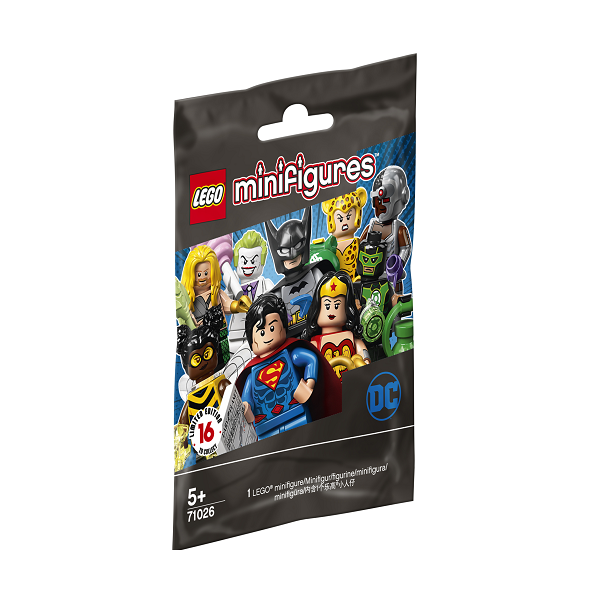 Image of DC Super Heroes Series - 71026 - LEGO Minifigures (71026)