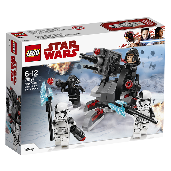 Image of   Den Første Ordens specialister Battle Pack - 75197 - LEGO Star Wars