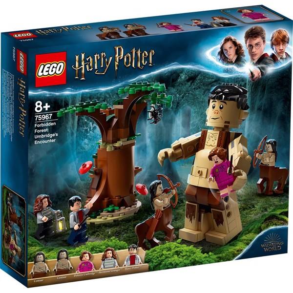 Image of Den Forbudte Skov: Nidkjærs møde - 75967 - LEGO Harry Potter (75967)