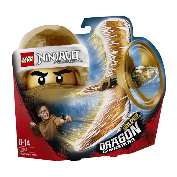 Image of Den gyldne dragemester - 70644 - LEGO Ninjago (70644)