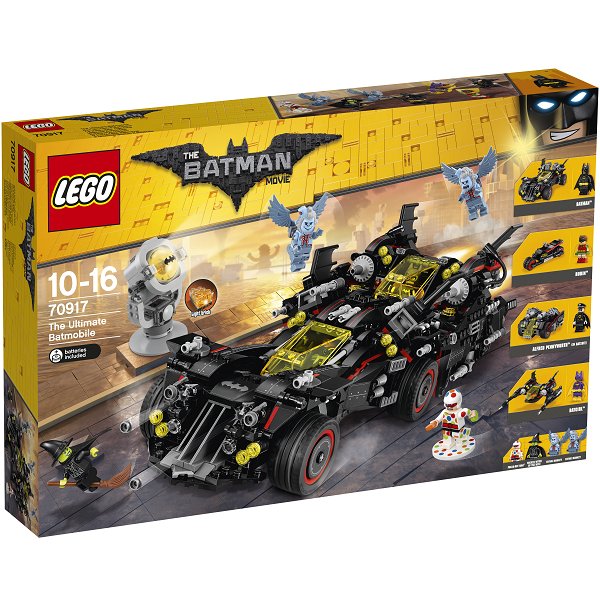 Den ultimative batmobil - 70917 - THE LEGO BATMAN MOVIE