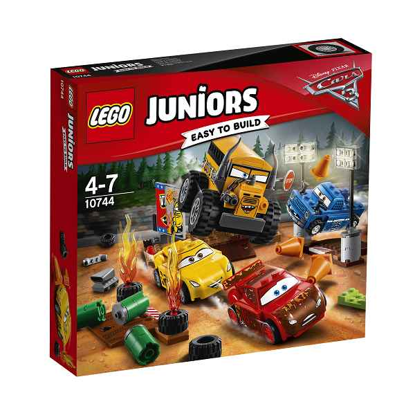 Image of Det vilde ræs - 10744 - LEGO Juniors (10744)