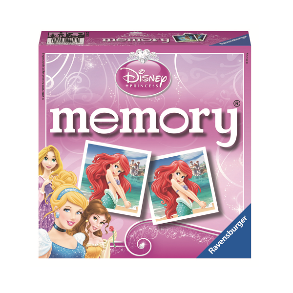 Image of   Disney Princess memory - Fun & Games