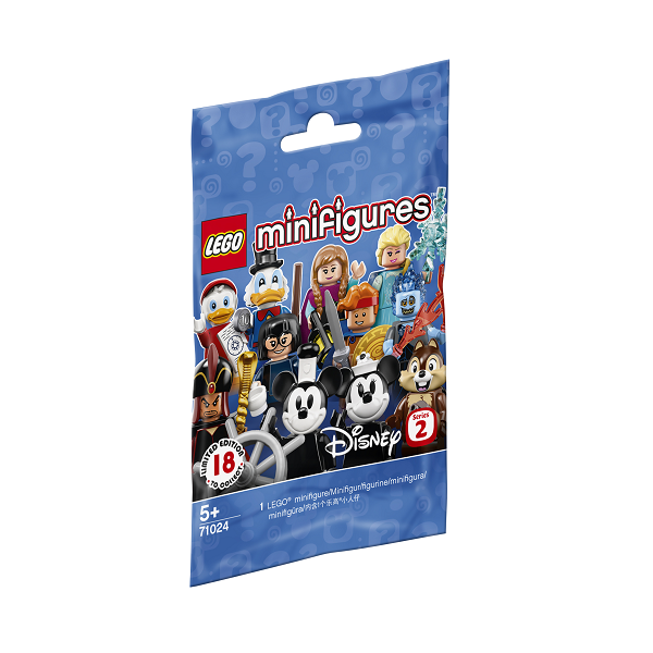 Image of Disney serie 2 - 71024 - LEGO Minifigures (71024)
