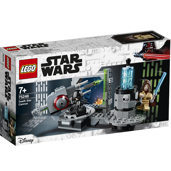 Image of   Dødsstjernekanon - 75246 - LEGO Star Wars
