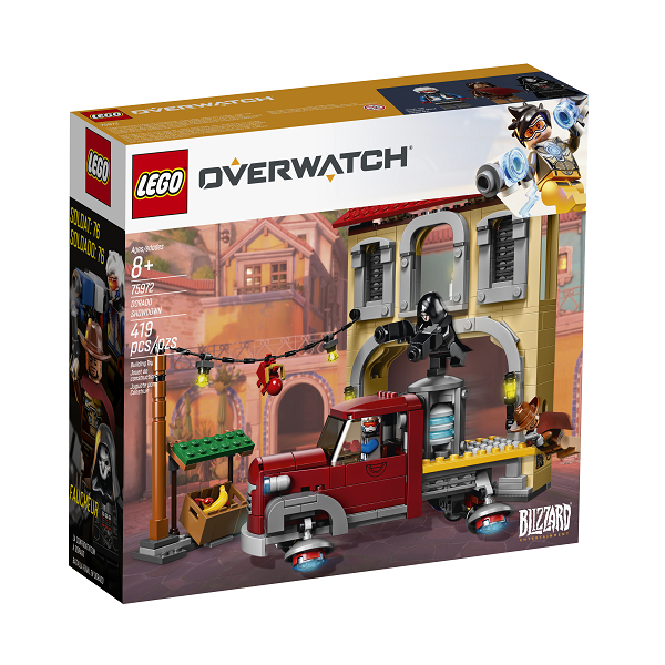 Image of   Dorado Showdown - 75972 - LEGO Overwatch