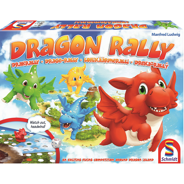 Image of Drage Rally - Fun & Games (87164)