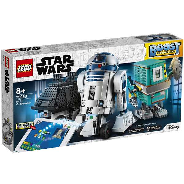 Image of   Droidekommandør - 75253 - LEGO Star Wars