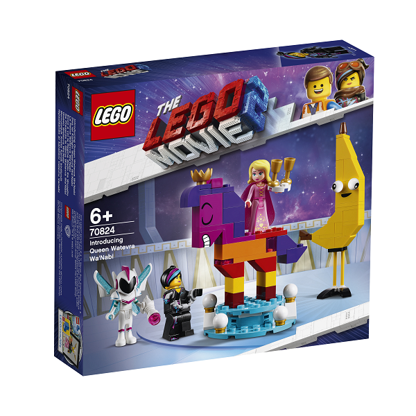 Image of Dronning Jakabli Wajavil - 70824 - LEGO Movie 2 (70824)
