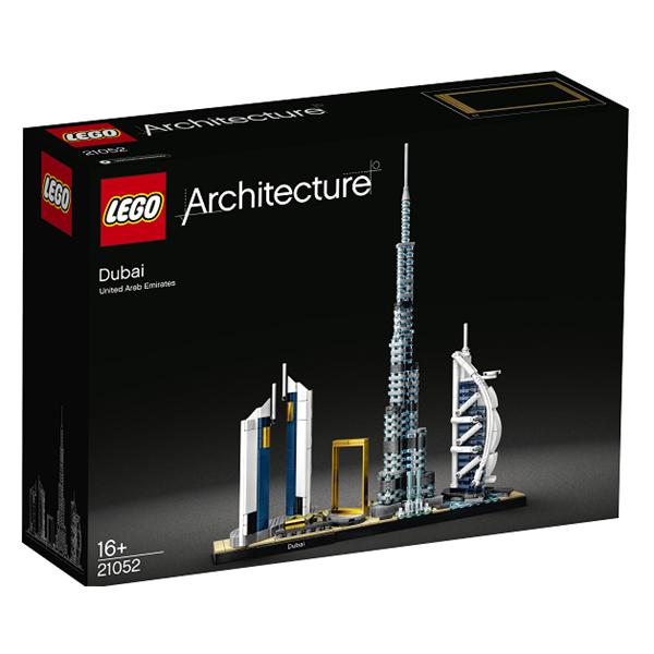 Image of Dubai - 21052 - LEGO Architecture (21052)