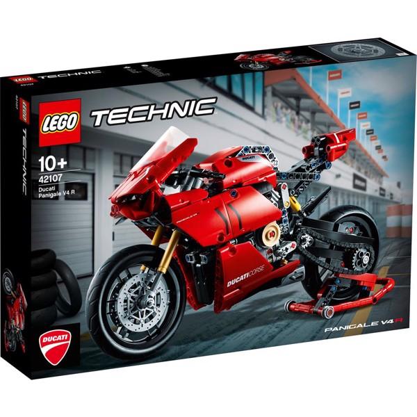 Image of Ducati Panigale V4 R - 42107 - LEGO Technic (42107)