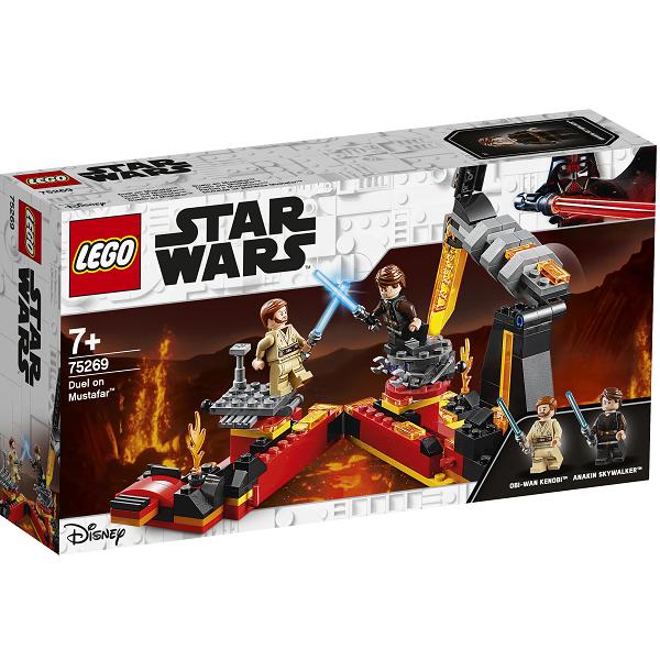 Image of   Duel på Mustafar - 75269 - LEGO Star Wars