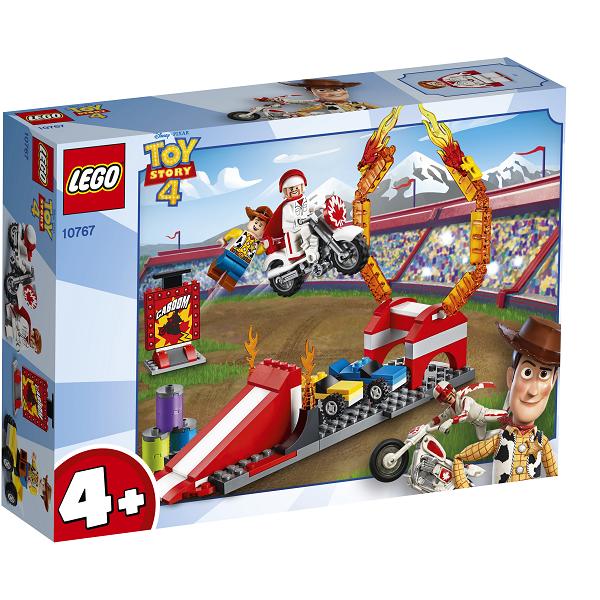 Image of Duke Cabooms stuntshow - 10767 - LEGO Toy Story 4 (10767)