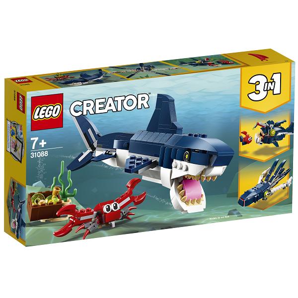 Image of Dybhavsvæsner - 31088 - LEGO Creator (31088)