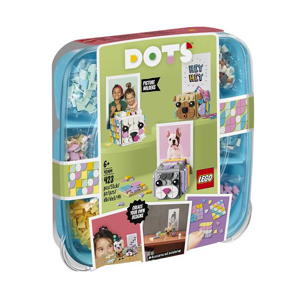 Image of Dyre billedholdere - 41904 - LEGO DOTs (41904)