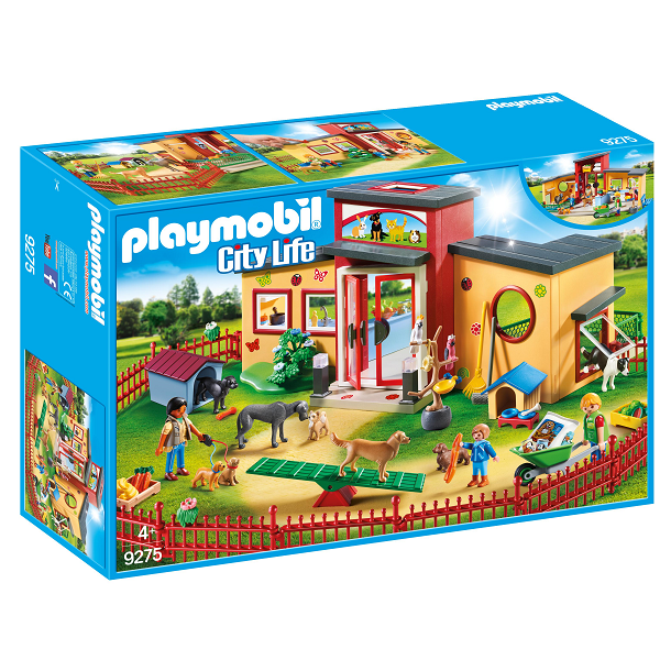 "Image of Dyrehotellet ""Lille pote"" - 9275 - PLAYMOBIL City Life (PL9275)"
