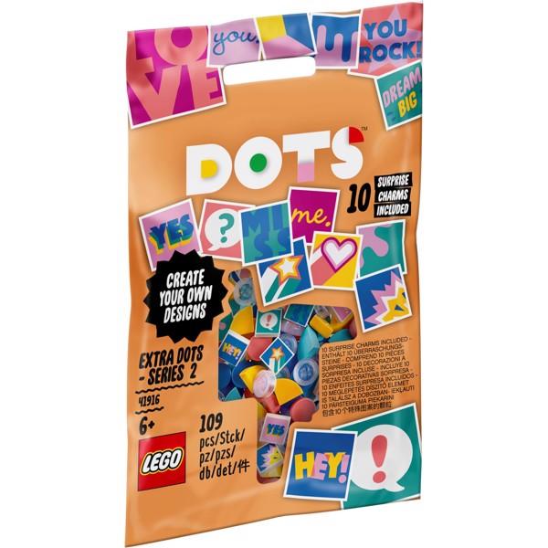 Image of Ekstra DOTS - serie 2 - 41916 - LEGO DOTS (41916)