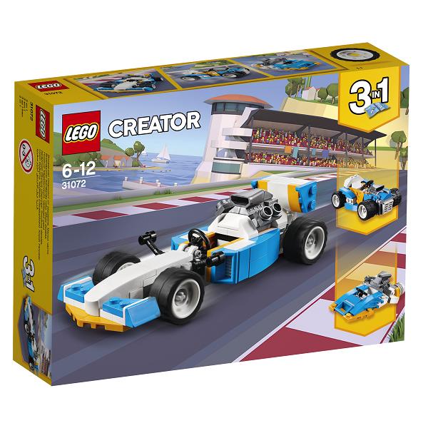 Image of Ekstreme motorer - 31072 - LEGO Creator (31072)